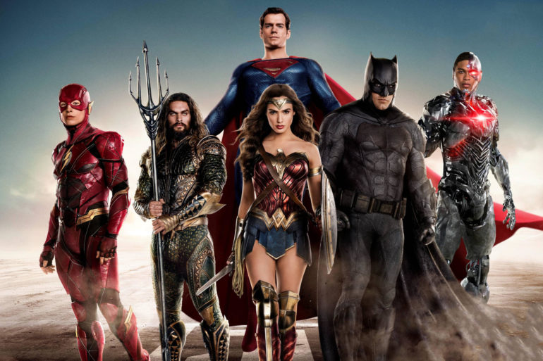 The Snyder Cut