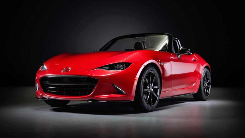 Automotive CGI Mazda Miata