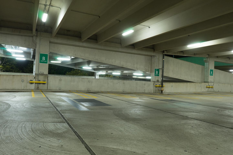 Free HDRI Environment download - Parking Garage - render777