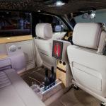 Rolls Royce Interior Rendering
