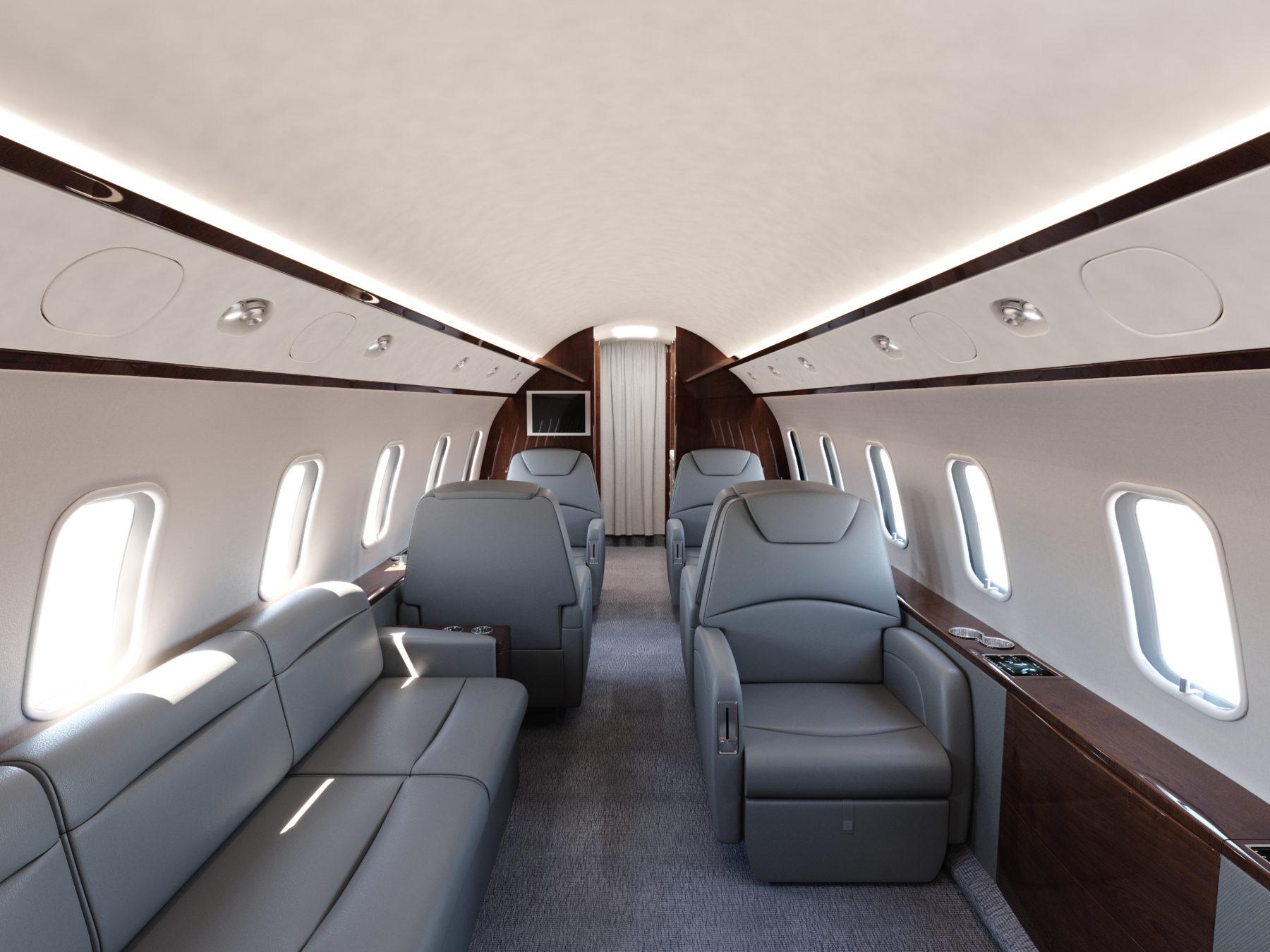 Aircraft Rendering
