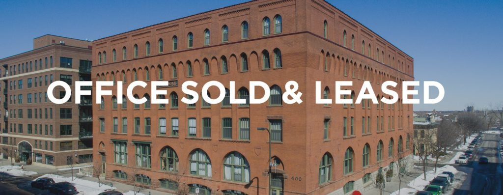 Office Sold & Leased - RE/MAX Results - Commercial Group