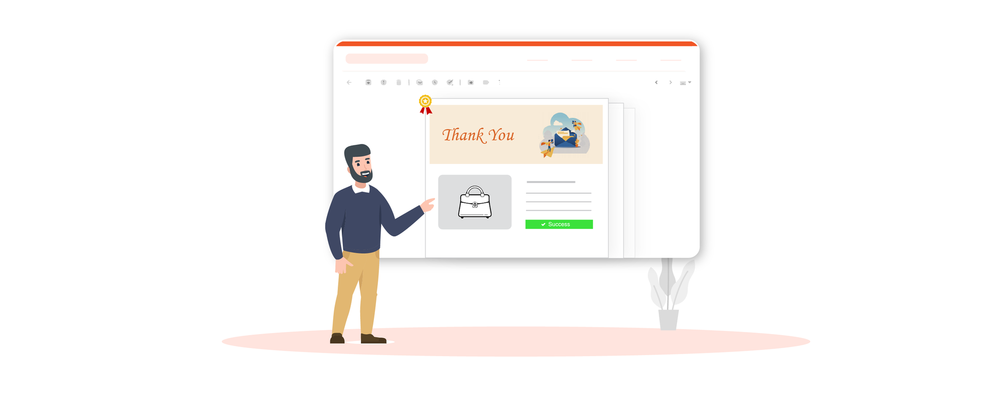 10 Best Thank You Email Template Examples for eCommerce Stores