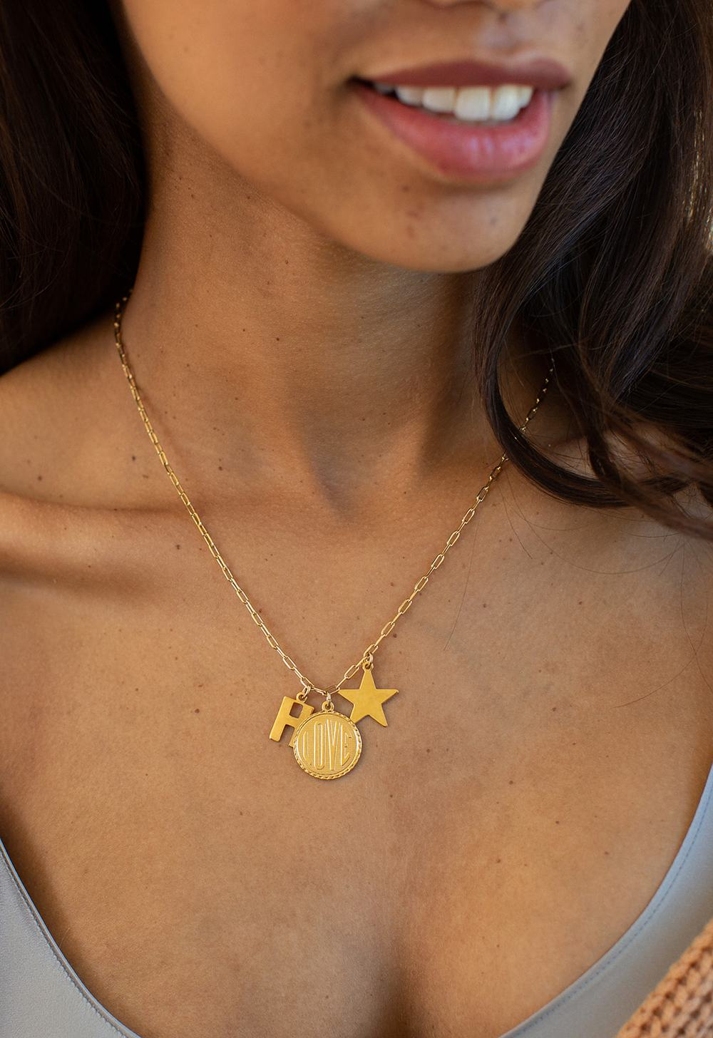 My Favorite Jewelry Designers For Unique Jewelry: Hart Hagerty Custom Charm Necklace