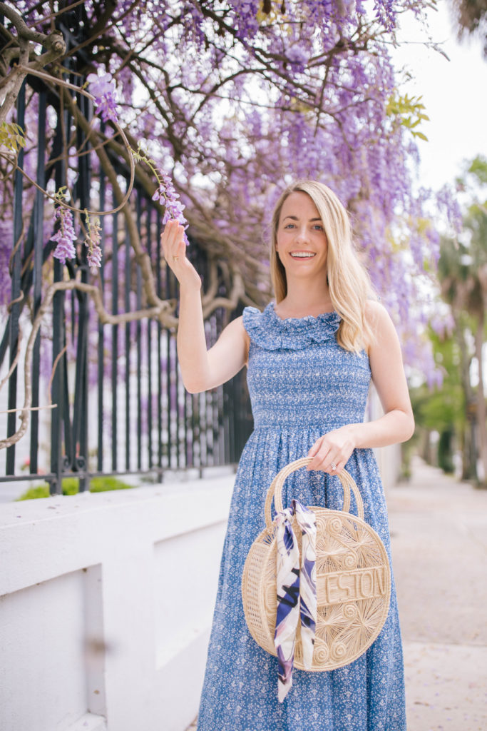 Spring dresses to wear even when you're working from home during COVID-19 | Rhyme & Reason