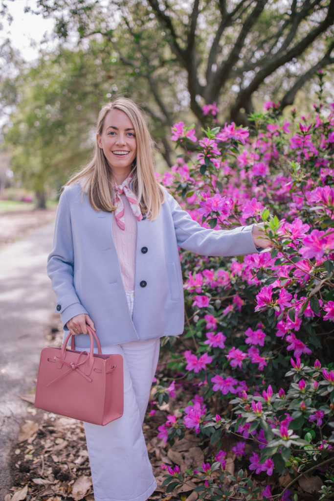 Early Spring in Charleston with Blooming Azaleas + Weekend Reads, No. 124