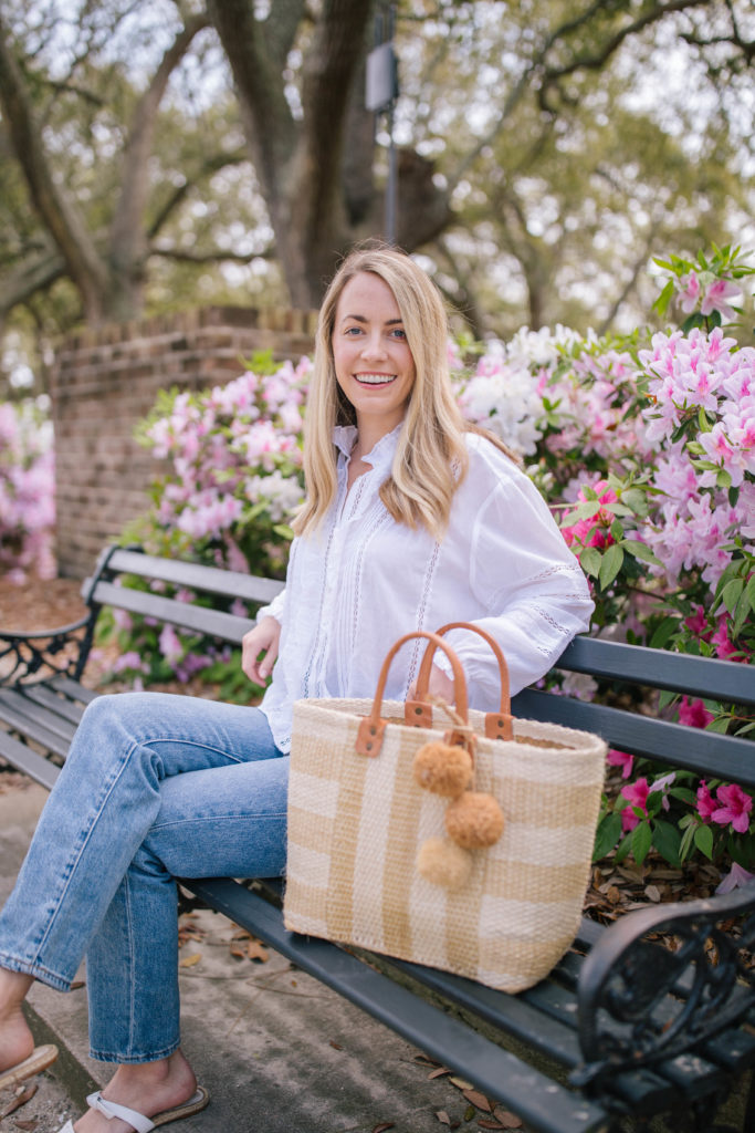 Classic neutral outfit ideas for spring | Rhyme & Reason
