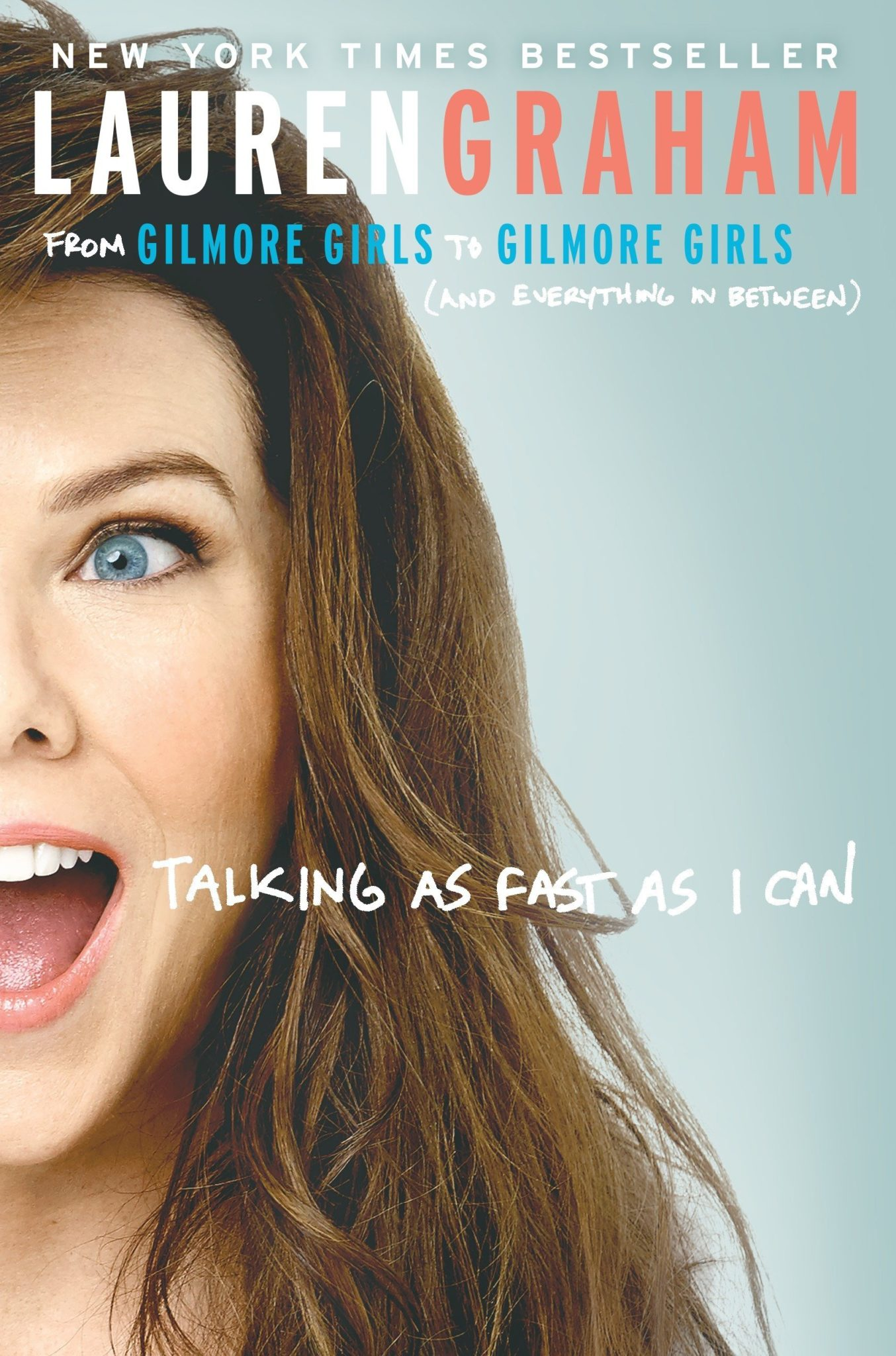 Books I Read in March 2020 - Talking as Fast as I Can - From Gilmore Girls to Gilmore Girls (and Everything in Between) by Lauren Graham   Rhyme & Reason