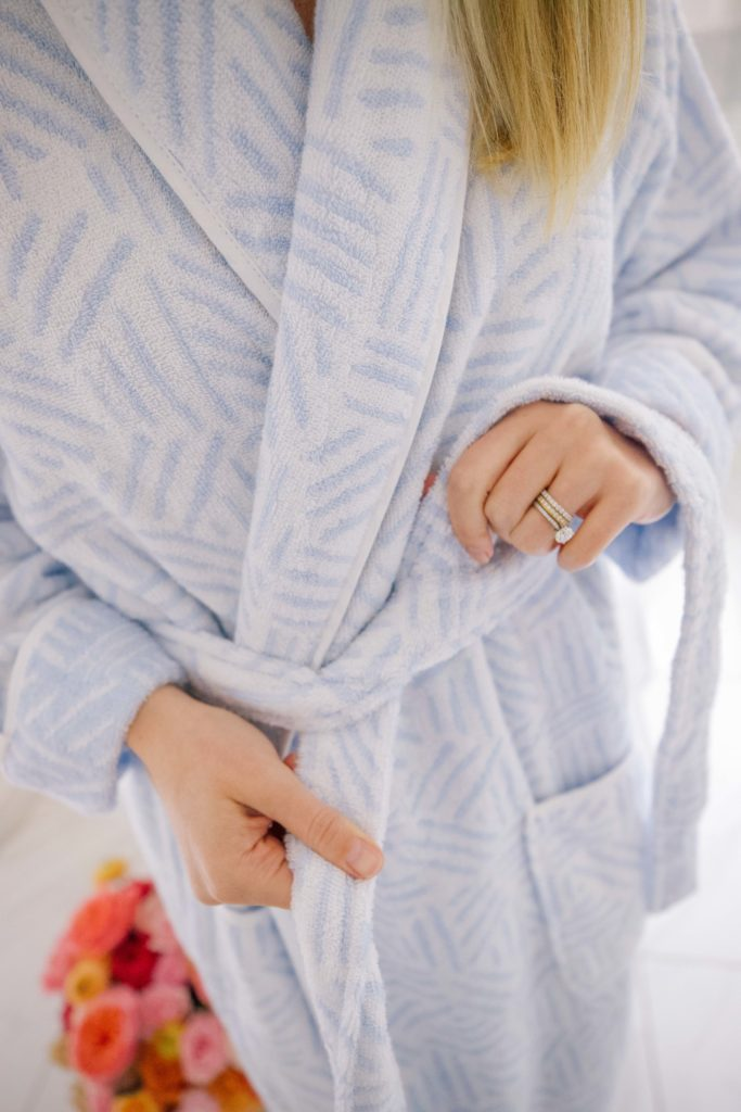 Weezie Towels Pattern Robes to Stay Cozy at Home in   Rhyme & Reason