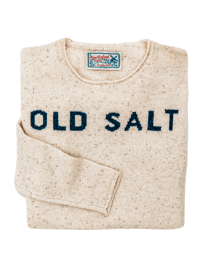 Where To Buy Unique Sweaters: Kiel James Patrick Old Salt Sweater | Rhyme & Reason