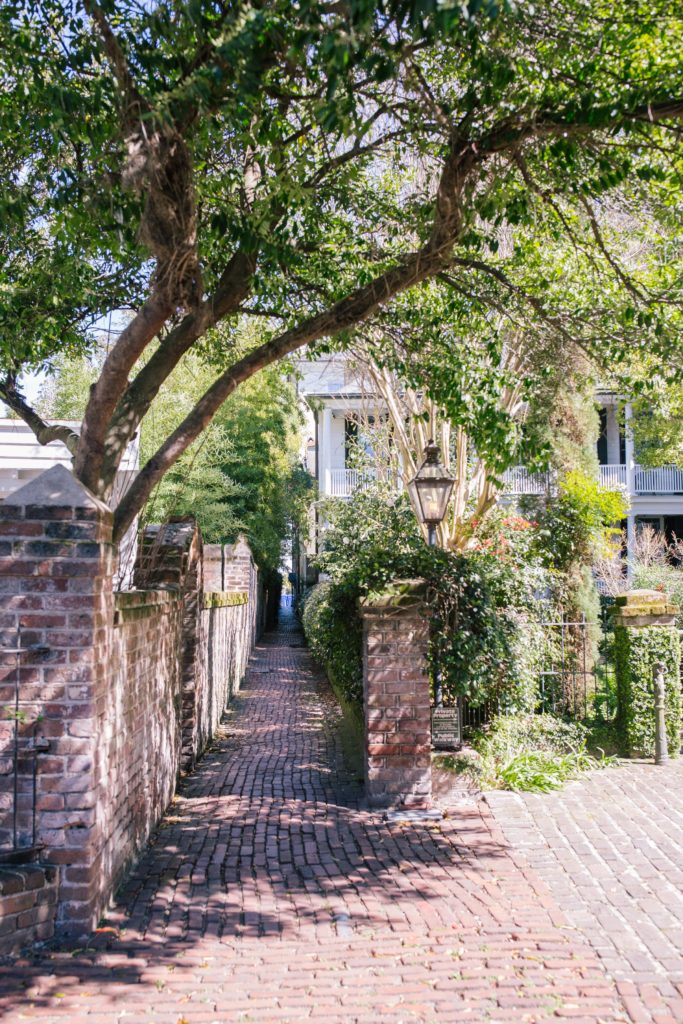 Explore Charleston's Hidden Passageways and Alleys | Rhyme & Reason