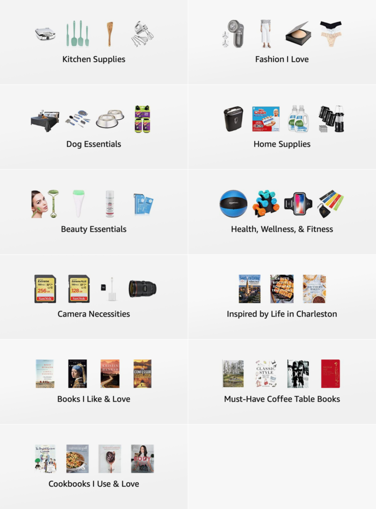 Jillian Eversole's Amazon Storefront + One Convenient Place For All My Amazon Favorites   Rhyme & Reason