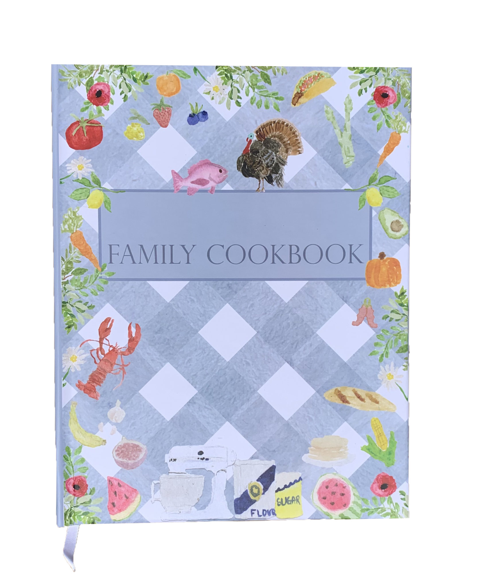 Summer Party Hostess Gifts: LouLou Baker Family Cookbook