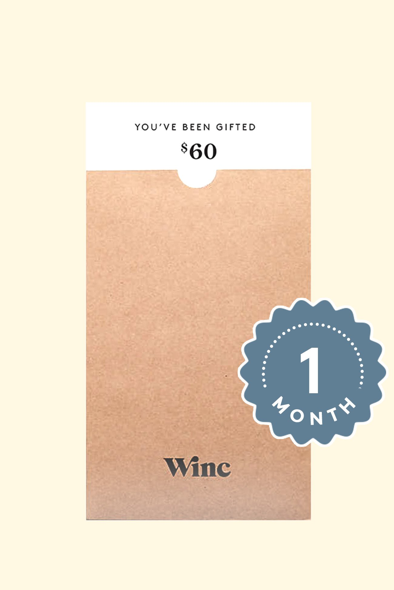 Summer Party Hostess Gifts: Winc Wine Subscription