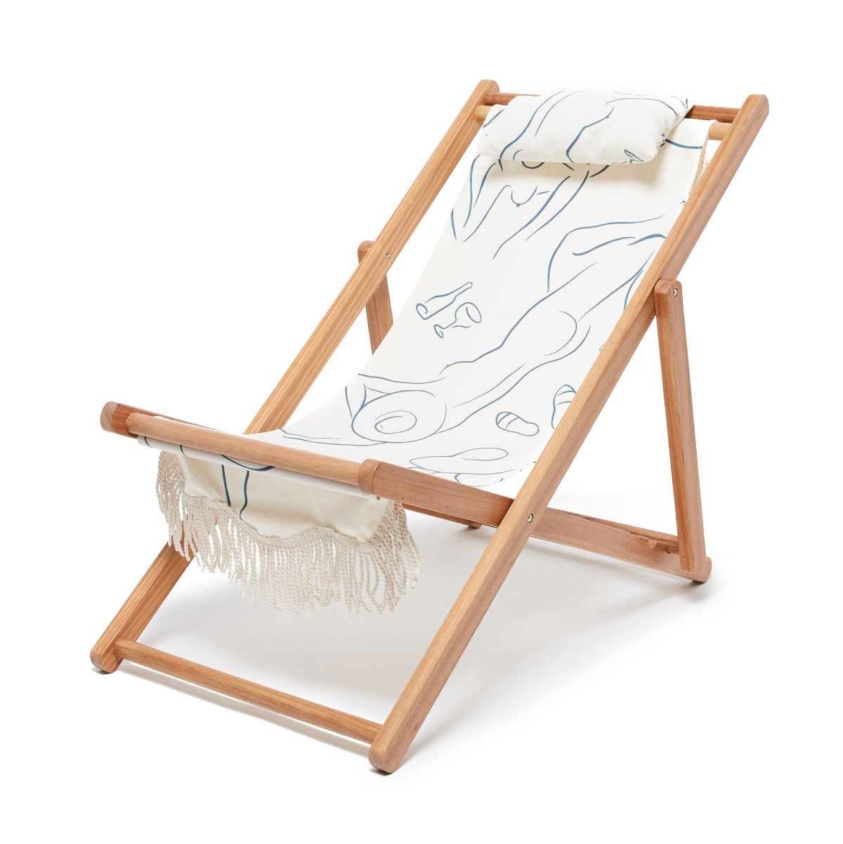 Summer Party Hostess Gifts: Business and Pleasure Co. Sling Chair