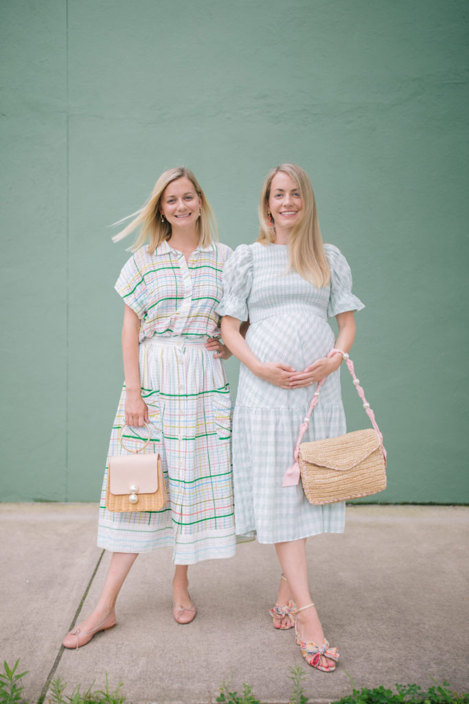 How to wear summer gingham and summer plaids and still look like an adult   Rhyme & Reason