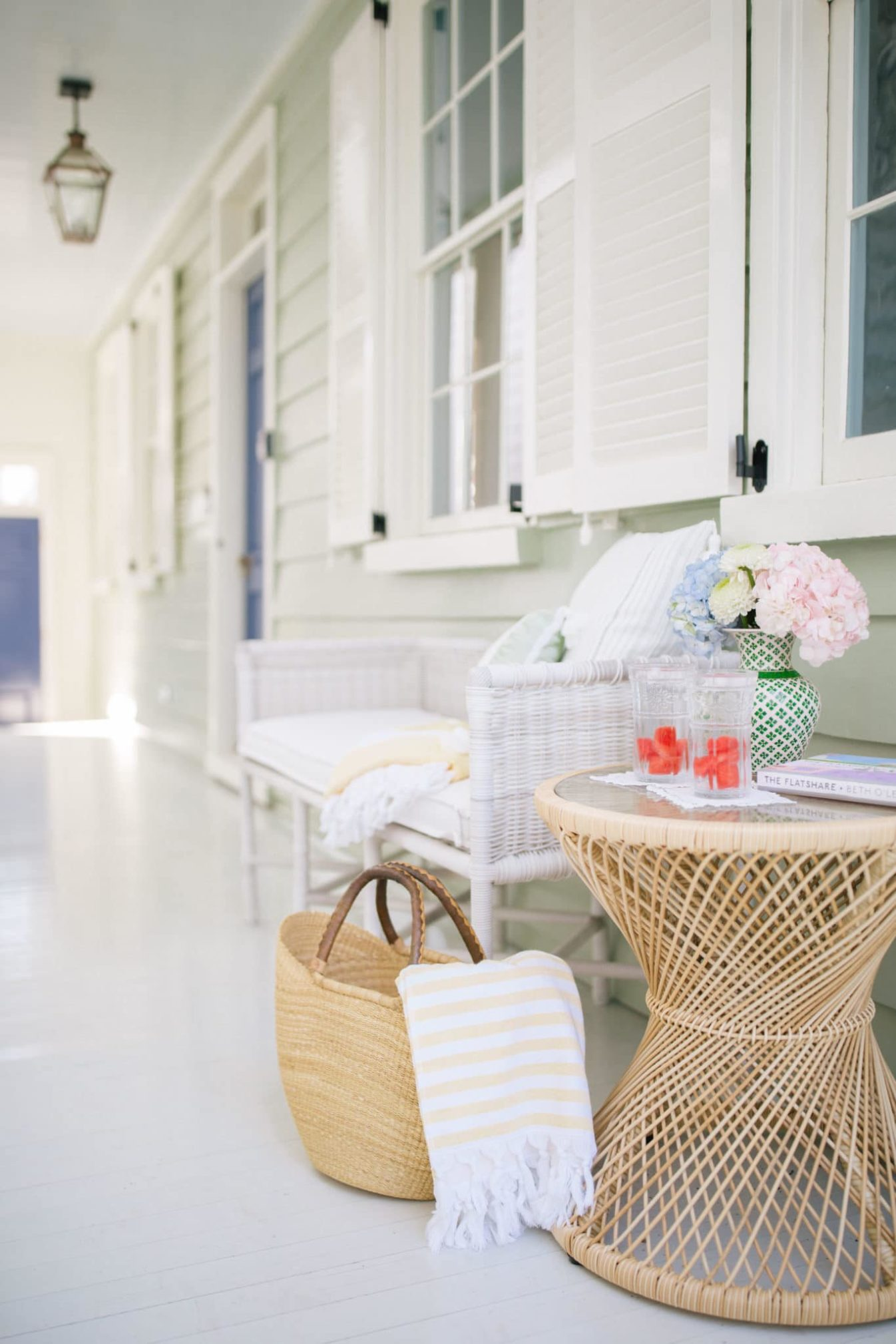 10 Ideas for Decorating Your Summer Porch | Rhyme & Reason