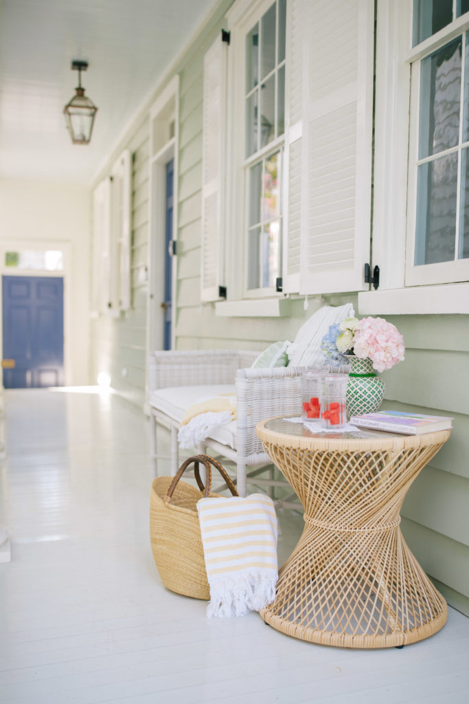 Summer Decorating Ideas for a Lovely Porch This Season | Rhyme & Reason