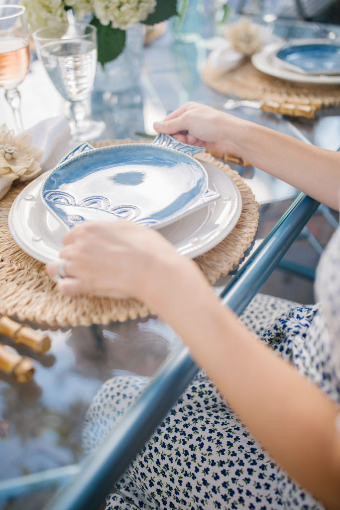 Summer Tablescape Ideas for an Outdoor Party | Rhyme & Reason