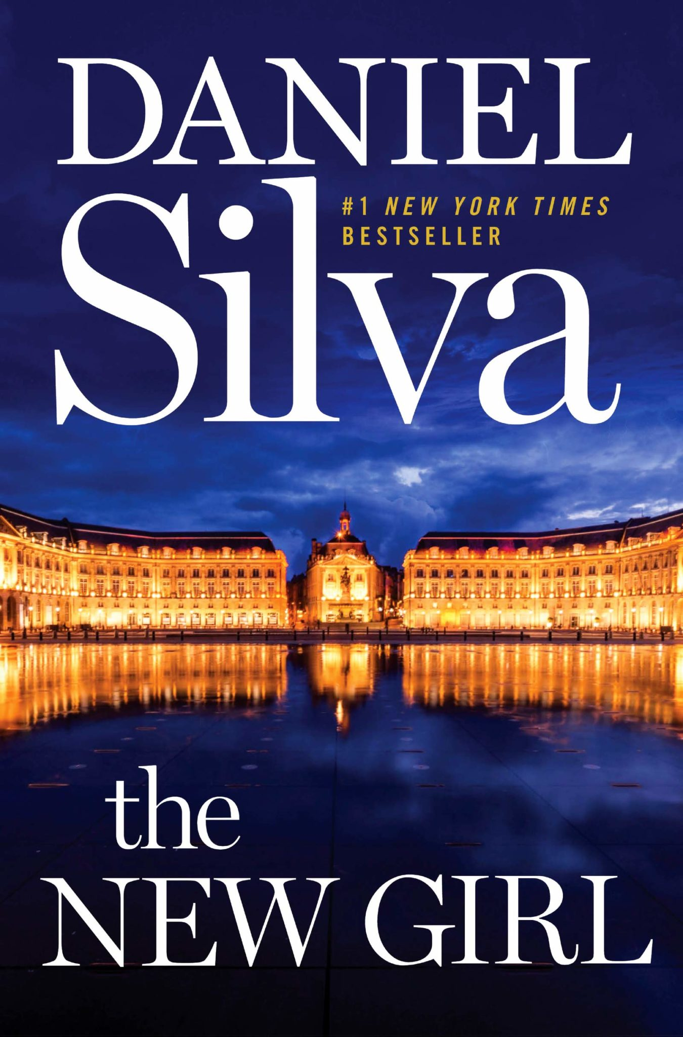 Books I Read in May, June, and July 2020: The New Girl by Daniel Silva | Rhyme & Reason