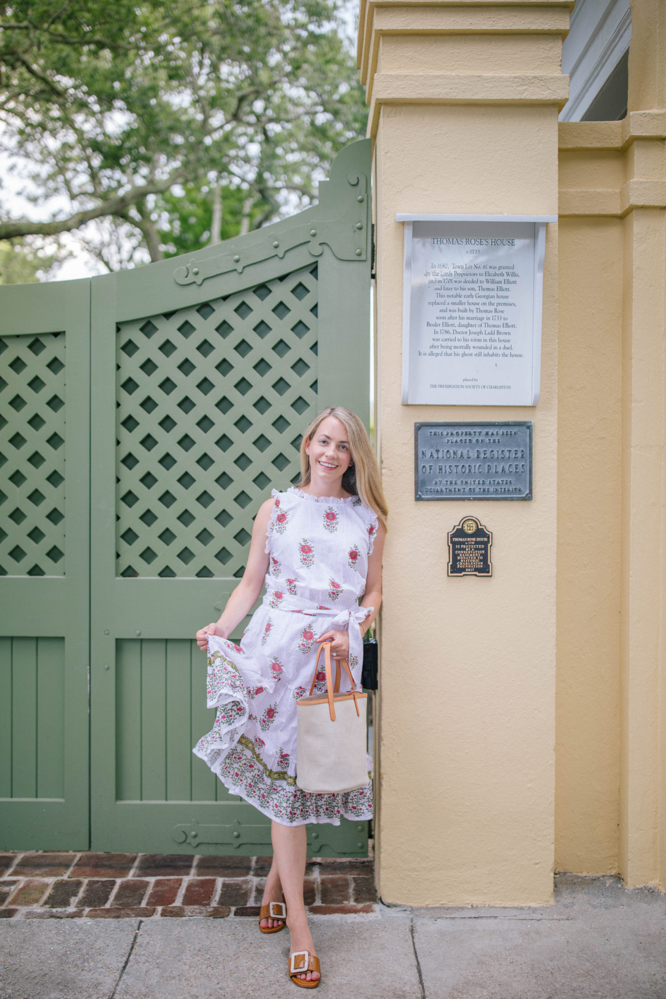 Inspired by block prints for summer with my favorite block print wardrobe and home items | Rhyme & Reason
