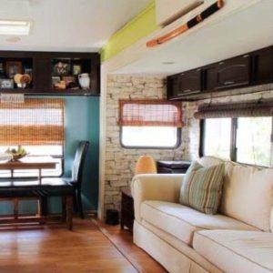 Travel trailer remodel 5