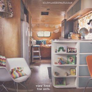 Travel trailer remodel 23