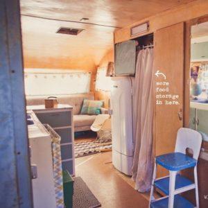Travel trailer remodel 25