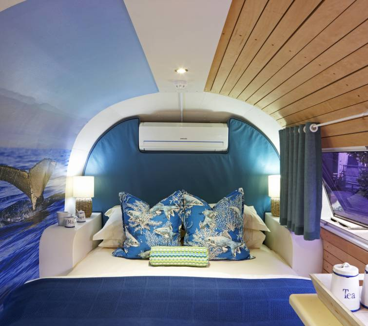 Travel Trailer Remodel - 27 RV Remodel Makeovers you Need ...
