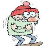 Freezing RV Furnace broke
