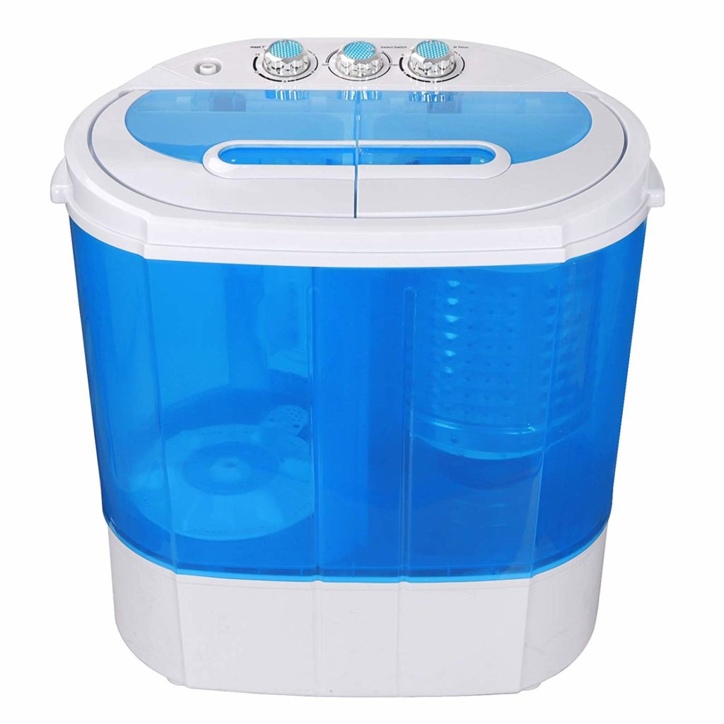 portable RV washer and dryers