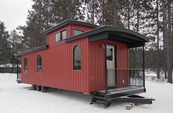 Tiny Home Euphoria Discover The Park Model Rv Rvshare Com