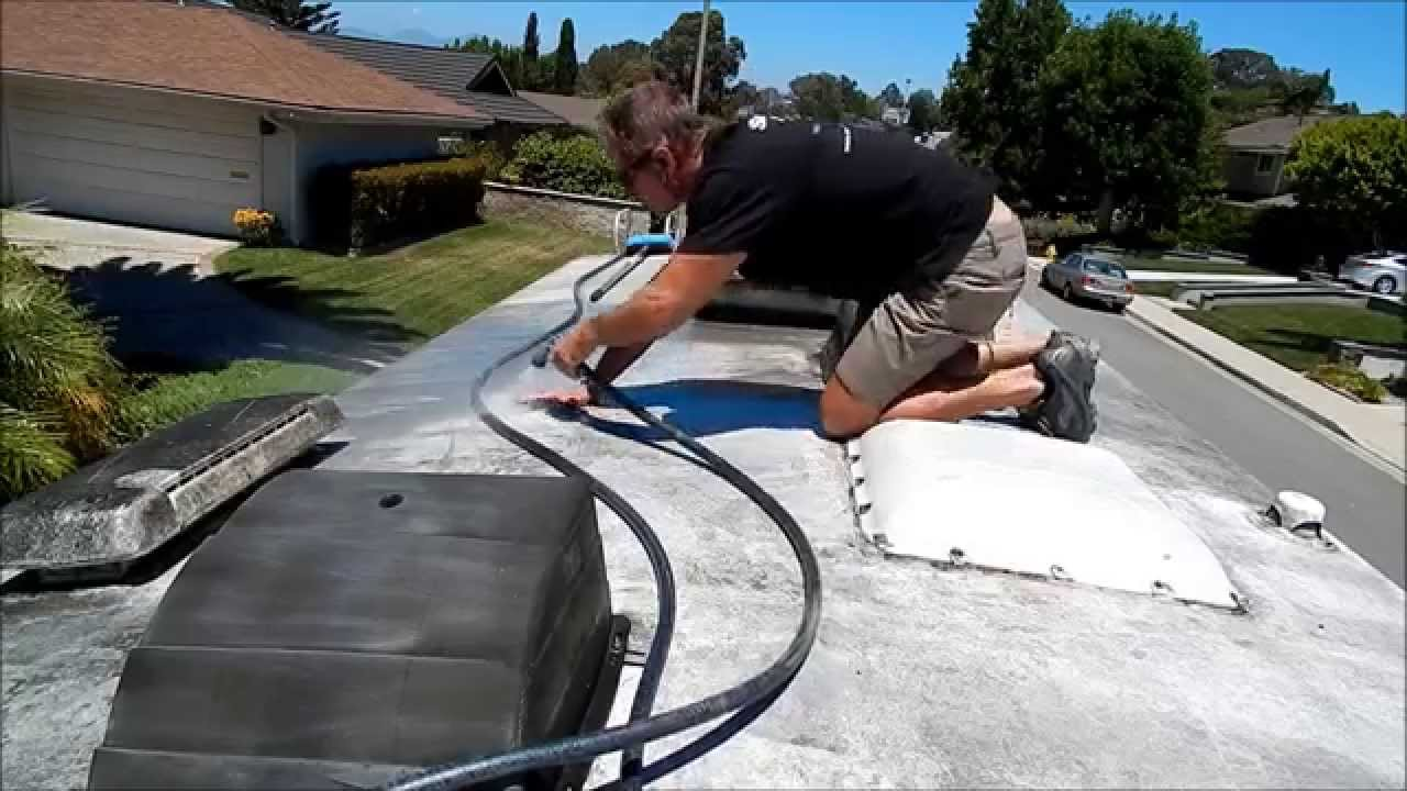 The Ultimate Guide To Rv Roof Repair