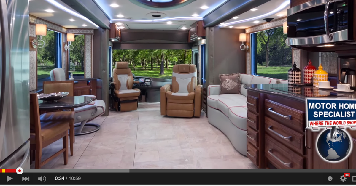 If You Win The Lottery You'll Want To Buy This RV - RVshare com