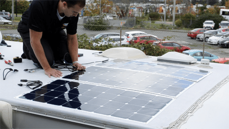 RV Solar Panels - Everything You Need To Know!