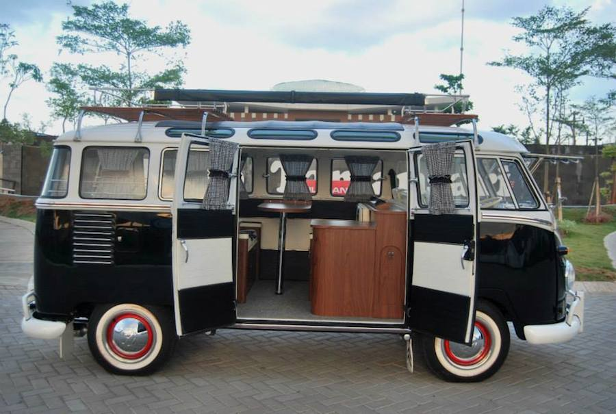 Would You Order A VW Camper Van Like This