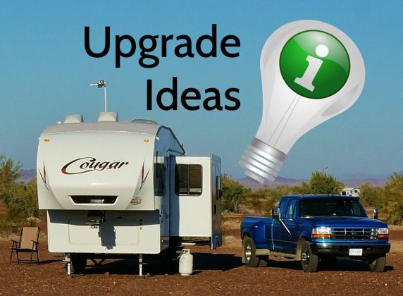 Rv Upgrades 20 Popular Rv Camper Upgrades Mods Rvsharecom