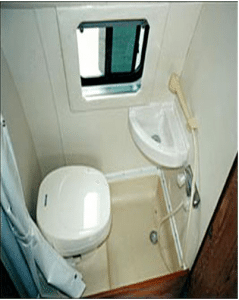 Rv Shower Toilet Combo Rvshare Com