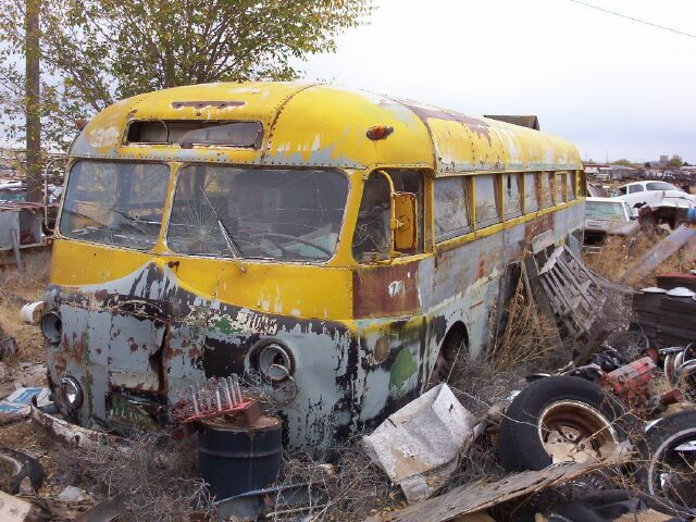 Don T Be Fooled Trying To Fix Up An Old Flxible Bus