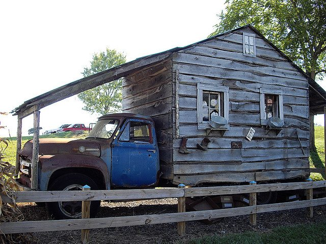 The Ultimate Redneck Camper Must See Rvshare Com