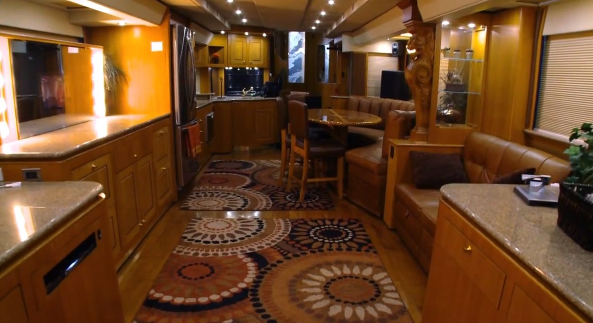 Take A Look Inside Will Smiths 21 Million RV RVsharecom