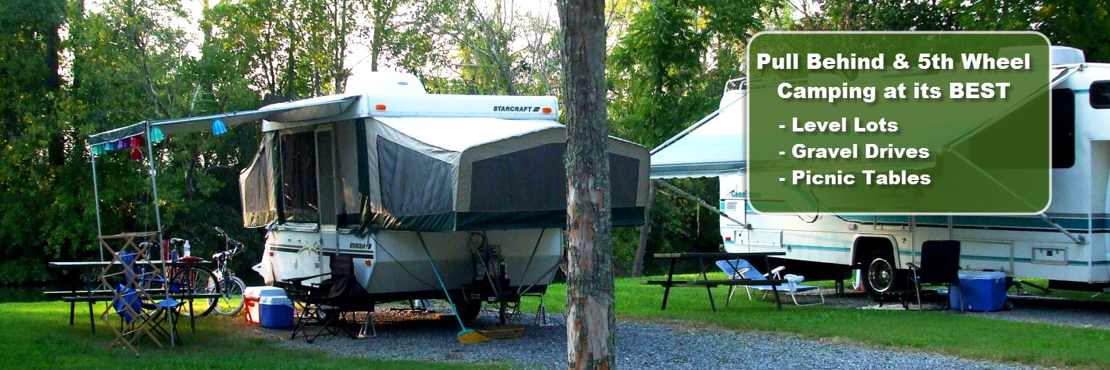 Rv Campgrounds Rv Parks Amp Rv Resorts Which Is Best For