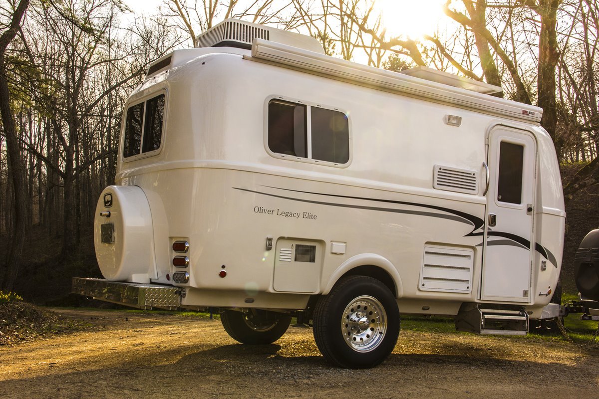 Check Out The Oliver Legacy Elite Travel Trailer Rvshare Com