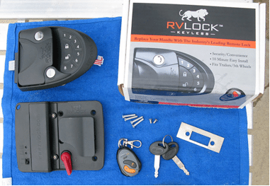 Stepping Up Security In Your Rv Rvshare Com
