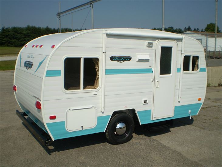 Riverside Rv Offers Retro Style Rvs Reminiscent Of The