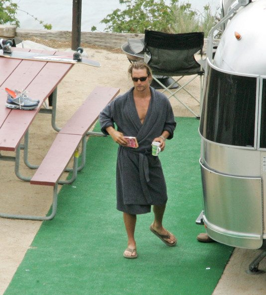 An Airstream Fit For A Celebrity Matthew Mcconaughey S