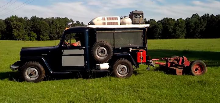 A Homemade Truck Camper That Has it All