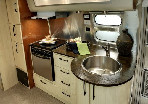 Airstream Celebrates Swiss Army Knife With The Serenity