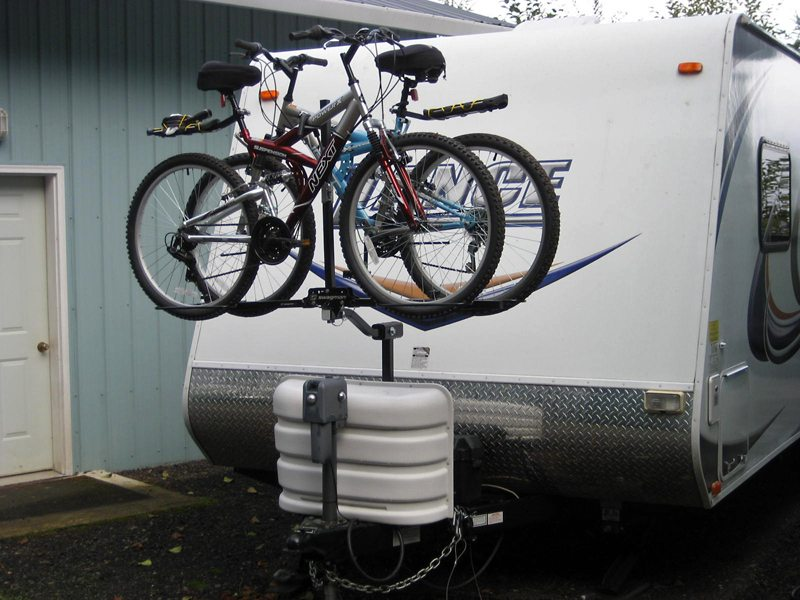 How To Find The Best Rv Bike Rack For You Rvshare Com