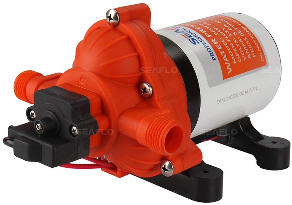 Rv Water Pump A Guide On 12 Volt Rv Water Pumps Rvshare Com